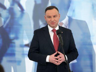 Jak prezydent Duda zareagował na kolizję? Łapiński: Sytuacji nie można...