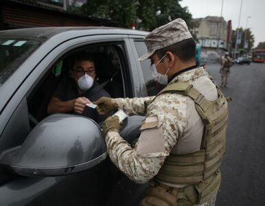 Prezydent Chile: nasza strategia walki z koronawirusem zawiodła
