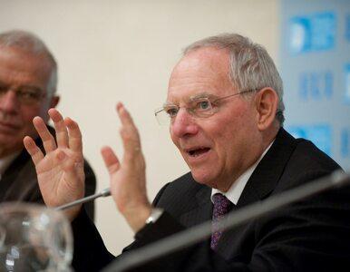 """Szef Bundestagu ostrzega przed """"podporządkowaniem wszystkiego ochronie..."""