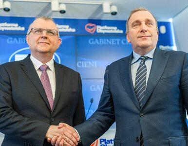 """Platforma jednak nie poprze Ujazdowskiego. """"Musimy zrobić konkretny krok..."""