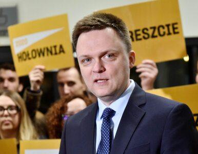 """Wywiad Hołowni opublikowano w wersji sprzed autoryzacji. """"Nie wstydzę..."""