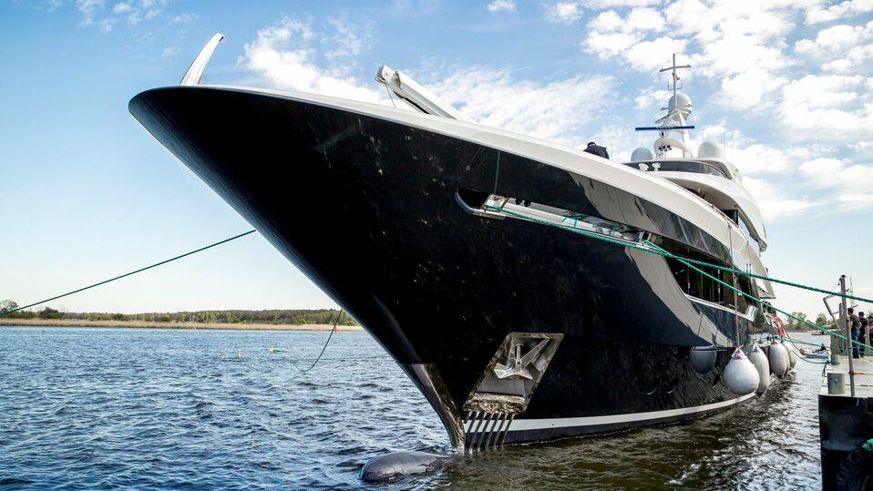 Jacht Viatoris