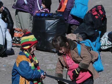Walki o Ar-Rakkę zagrażają 40 tys. dzieci. UNICEF wzywa do zapewnienia...