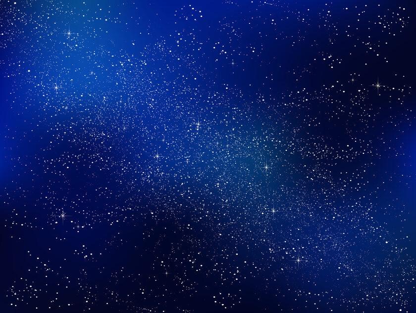 Kosmos, zdjęcie ilustracyjne