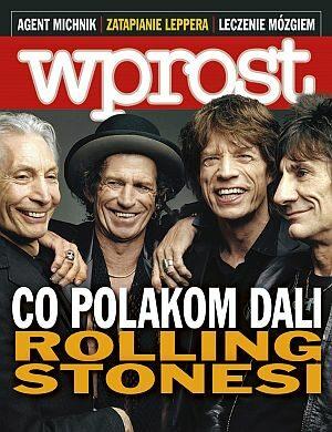 Okładka tygodnika Wprost nr 30/2007 (1283)