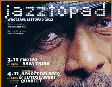 Rusza festiwal Jazztopad 2012