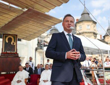 Dożynki Jasnogórskie. Prezydent: Chciałem oddać Wam wszystkim głęboki...