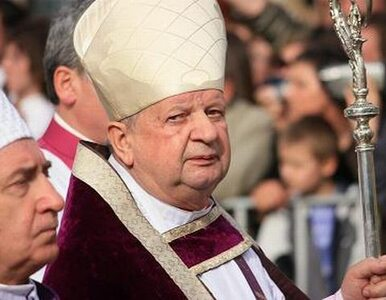 Wielki Krzyż Orderu Zasługi Węgier dla kard. Dziwisza
