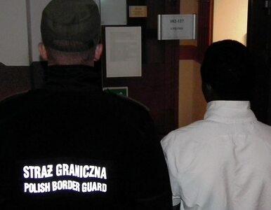 """Kibic z Nigerii zatrzymany z fałszywą wizą. """"Postanowił zwiedzić Polskę"""""""