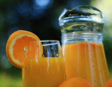 Sok pomarańczowy droższy o 20 proc. Nieoczywisty efekt koronawirusa