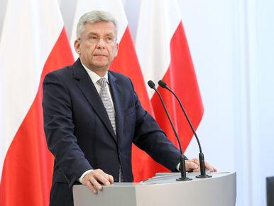 Karczewski: Żaden z senatorów PiS nie głosował przeciw inicjatywie...