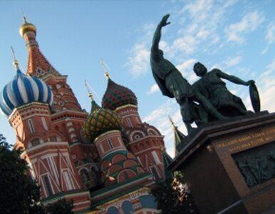 Rosja: próbowała rozbić namiot na Placu Czerwonym. Zapłaci 17 dolarów