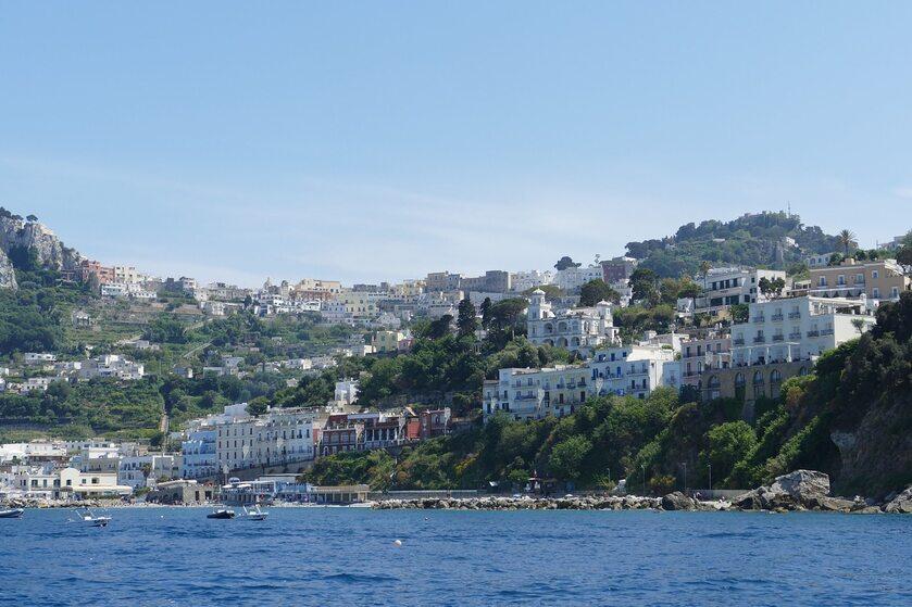 Capri, zdj. ilustracyjne