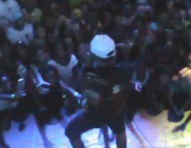 Brazylia: raper zginął na scenie. Zastrzelili go