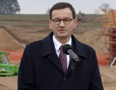 """Morawiecki zapowiada """"plan B"""", jeśli Banaś nie poda się do dymisji...."""