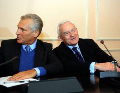 Olejniczak o Kwaśniewskim i Millerze: starzy koledzy
