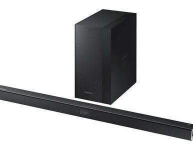 HW-J355 oraz HW-J450  - nowa linia soundbarów Samsung