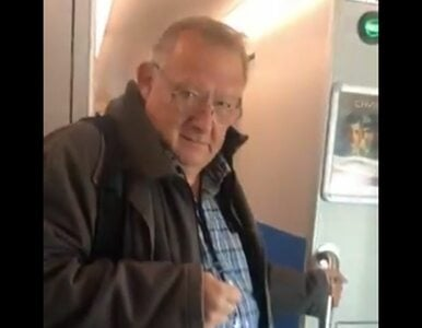 """Dominik Tarczyński wywołał burzę nagraniem z Adamem Michnikiem. """"Pan..."""