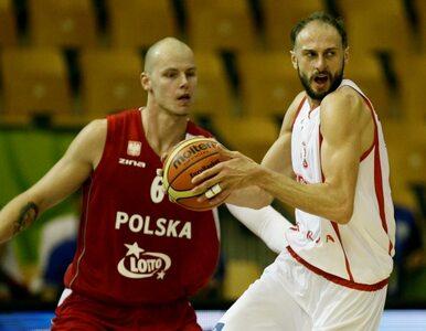 EuroBasket 2013: pierwszy mecz i klęska. Z Gruzją