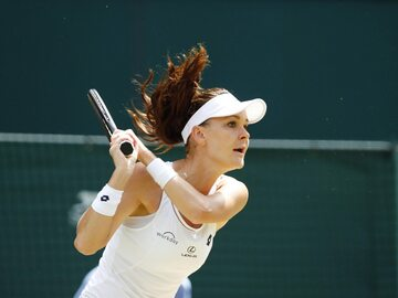 Koniec Wimbledonu dla Radwańskiej. Rosjanka zagra w ćwierćfinale