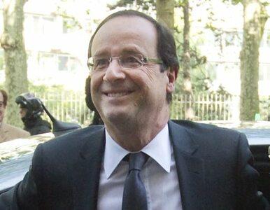 Hollande będzie świętował u boku Sarkozy`ego. Prezydentem zostanie 15 maja