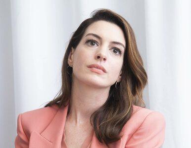 Atak nożownika na planie filmu z Anne Hathaway. Jedna osoba trafiła do...