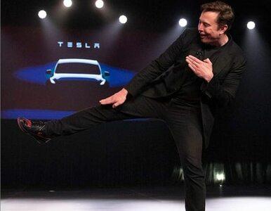 6 mld dolarów w jeden dzień? Elon Musk jest bogatszy niż Warren Buffett
