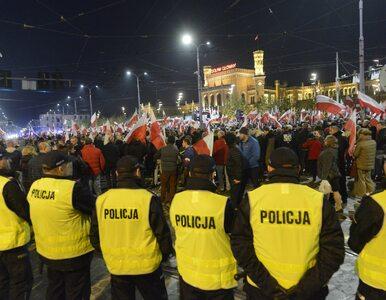 Wrocław. Policja publikuje wizerunki kolejnych osób z marszu 11 listopada
