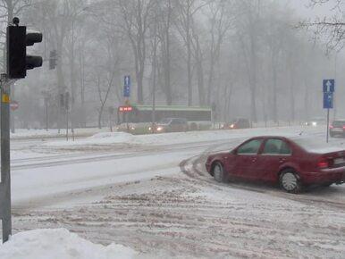 Ogromna śnieżyca w Białymstoku. Miasto sparaliżowane
