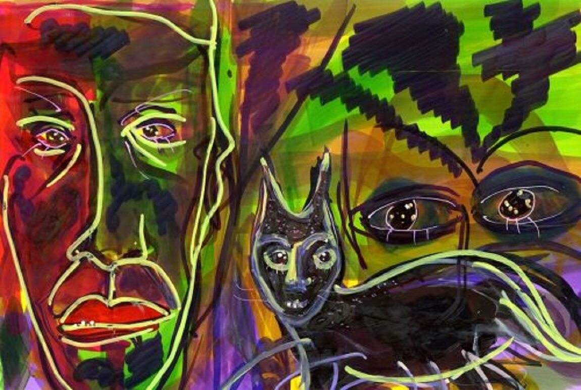"""Dreamcat"" Anthony Hopkins"