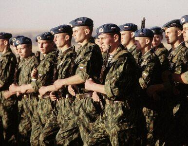 Zgrupowano 220 tys. żołnierzy przy granicy z Ukrainą