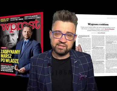 """Marcin Dzierżanowski zapowiada najnowszy """"Wprost"""""""