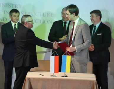Polska i Ukraina podpisały memorandum o współpracy przy budowie Via...