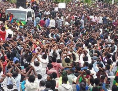 Antyrządowa demonstracja w Etiopii. Są ofiary śmiertelne