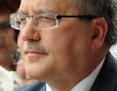 """Bronisław Komorowski pożegnał Stefanię Romer. """"Litwa jest mi bardzo bliska"""""""
