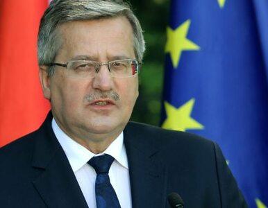 Komorowski wciąż chce otwierać Euro 2012 wraz z Janukowyczem