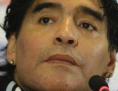 Maradona stanie przed sądem, bo... nie zapłacił podatku