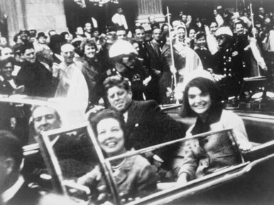 Trump chce ujawnić dokumenty dotyczące Johna F. Kennedy'ego. Prawie 54...