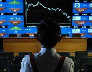 """""""Inwestorzy boją się ryzyka"""""""