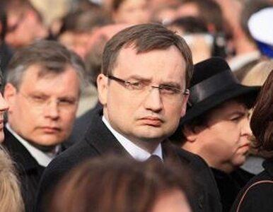 Ziobro: jestem skromnym europosłem, musiałem wskazać premierowi problemy