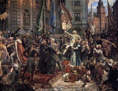 Konstytucja 3 maja. Wola narodu czy zamach stanu?
