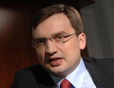 Ziobro na konwencji: Senat trzeba zlikwidować