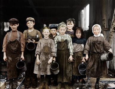 Jak wyglądało życie w poprzednich stuleciach? Te zdjęcia mówią same za...