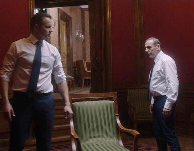 Adrian rzuca obelgi w gabinecie i walka o fotel lidera opozycji. Co...