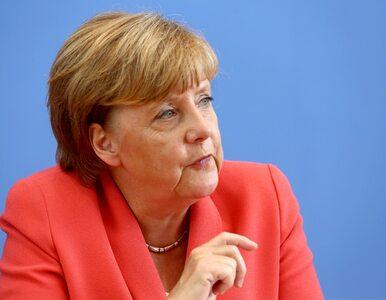 """""""Merkel musiała w spektakularny sposób skorygować swoją politykę"""""""
