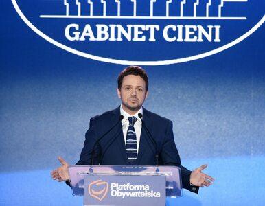 Trzaskowski: Jest jedna rzecz za którą można pochwalić rząd Prawa i...