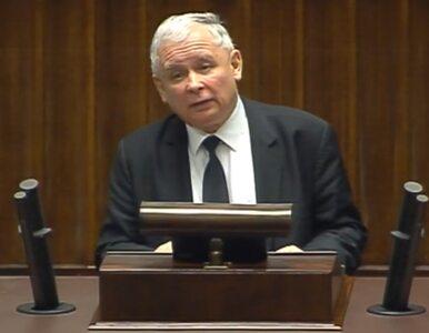 Kaczyński: Zgadzam się z premierem i oferuję pomoc oraz współdziałanie