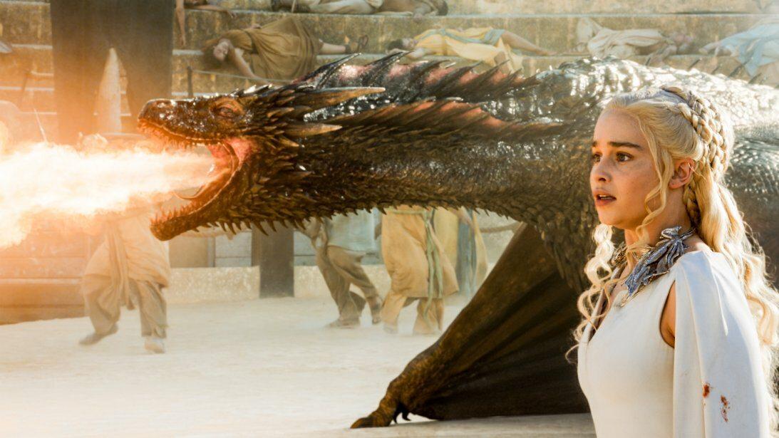 W jakich okolicznościach wykluły się smoki Daenerys Targaryen?