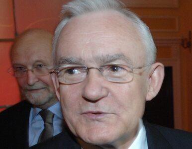 """Miller: Komorowski mówił o """"kaszalotach"""", Joński wypada na tym tle dobrze"""