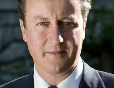 Cameron: musimy zmierzyć się z problemami socjalnymi